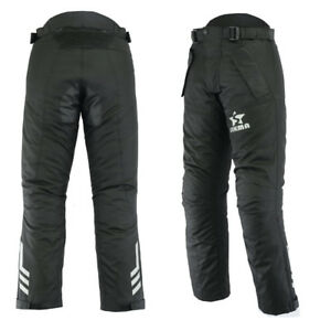 Motorbike  Cordura Waterproof CE Armours  trousers/Pants thermal Bottom