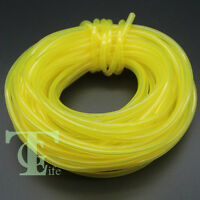 """10M Fuel Gas Line Pipe Hose For Trimmer Chainsaw Blower 2MM 2.5MM 3MM 3/32"""" 1/8"""""""