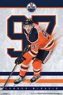 CONNOR MCDAVID - EDMONTON OILERS POSTER - 22x34 - NHL HOCKEY 16278