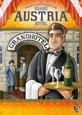 Mayfair Games Grand Österreich Hotel Spiel Kartenspiel