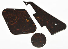 Red Tortoise LP Pickguard & Back Plate Switch Cavity Covers for Gibson Les Paul