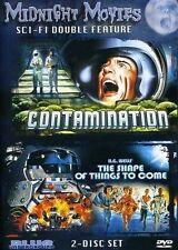 Sci-Fi Horror DVD: 1 (US, Canada...) R DVD & Blu-ray Movies