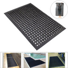 "36"" x 60"" Anti Fatigue Restaurant Kitchen Bar Floor Mat Commercial Entrance Mat"