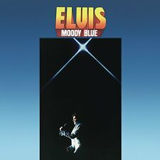 ELVIS PRESLEY - MOODY BLUE 40TH ANNIVERSARY (LIMITED EDITION BLUE VINYL)