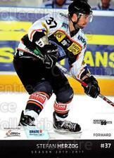 2010-11 Erste Bank Eishockey Liga EBEL #13 Stefan Herzog