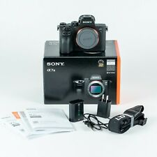 ✅MINT✅ Sony A7 III Mirrorless Digital Camera (Body Only) Low Shutter Count