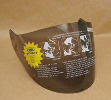 New NOS GMAX Platinum Helmet Tinted Shield Visor Replacement