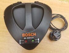 Chargeur BOSCH 36V AL 3640 CV (AL3640CV) à l'état de neuf.