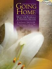 Going Home: Music for Funerals & Memorial Services-ExLibrary