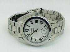 Seiko Premier Watch SRKZ95P1 White Dial Ladies Watch (49E)