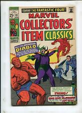 MARVEL COLLECTORS ITEM #22 - THE DREADED DIABLO! - (6.0) 1969