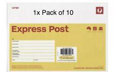 Express Post Large (B4) Prepaid Envelopes - 1x10 Pack | RRP $94.30 Per Pack!