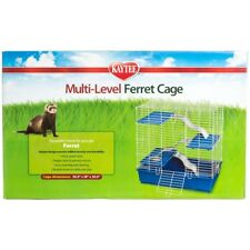 Kaytee My First Home 30 x 18 Multi Level Ferret Cage