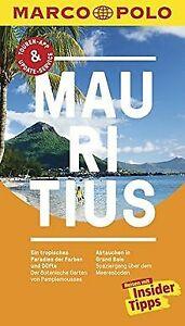 MARCO POLO Reiseführer Mauritius: Reisen mit Inside... | Buch | Zustand sehr gut
