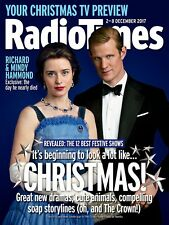 RADIO TIMES Magazine The Crown Claire Foy and Matt Smith Doctor WHO Mindy Hammon