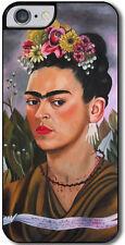 Cover per iPhone 6 e 6s con stampa Autoritratto di Frida Kahlo