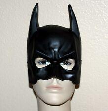 BATMAN The DARK KNIGHT DC Comics Justice League Superhero ADULT VINYL HALF MASK