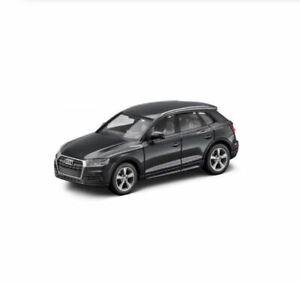ORIGINAL Audi Modellauto Q5 1:87 Manhattangrau 5011605622