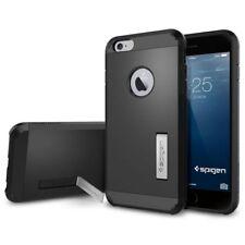 Spigen Tough Armor Case - To Suit iPhone 6 Plus - Smooth Black