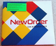 NEW ORDER Live At Bestival 2012 EUROPE Cat# SBESTCD60
