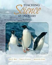 Teaching Science as Inquiry with MyEducationLab 11th Edition