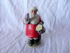Dave Grossman Drum For Tommy Santa Figurine Norman Rockwell