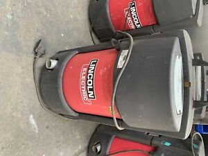lincoln welding fume extractor 230v