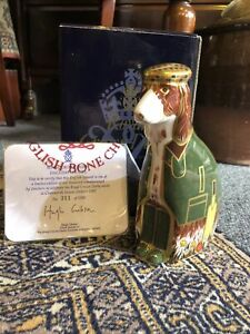 Royal Crown Derby Paperweight English Spaniel ( boxed with cert)