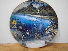 Underwater Paradise La'ie's Sacred Princess Robert Nelson Plate Danbury R5734