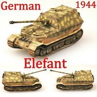 "Easy Model 1/72 Germany Jagdpanther ""Elefant"" 653rd Abt.1944 Italy #36228"