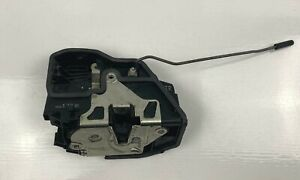 BMW E60 E61 5 SERIES GENUINE DOOR LOCK MECHANISM REAR RIGHT PART# 7036172
