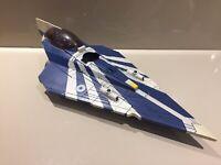 Star Wars Plo Koon Starfighter Spaceship Plus Figure Hasbro 2008