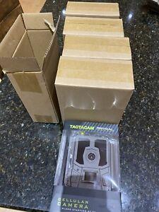 Tactacam Reveal Cellular Trail Camera Verizon 4 Cameras. Never Opened. New