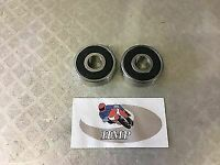 HONDA CB CBR CMX NSS FES PES SES SH VF VT XBR XL PAIR OF FRONT WHEEL BEARINGS