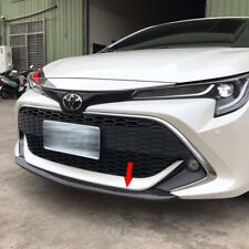 Painted Color For Toyota Corolla Hatchback Auris Front Bumper Spoiler FRP NEW