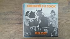 45T GREENFIELD & COOK-MELODY-
