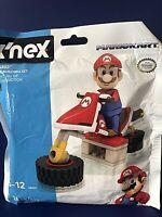 Knex 2017 Mario Kart Bike Building Set Nintendo 38601 * NEW & SEALED *