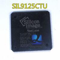 1PCS SIL9125CTU Encapsulation:QFP new