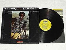 ESTHER PHILLIPS-For All We Know (1976) KUDU/MOTOWN *NM Vinyl* LP