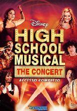 High School Musical. The Concert (2007) DVD