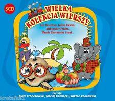 Wielka kolekcja wierszy (audiobook CD) - POLISH POLSKI
