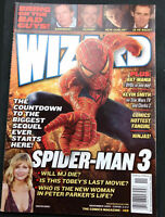 Wizard The Comic Magazine 2005 #169 Spiderman 3 #B405