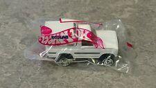 Lot of Hot Wheels Ecolab Company Trucks.  White Ford Bronco...Rare!!!