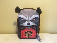 Marvel Rocket Raccoon Backpack Guardians Of The Galaxy