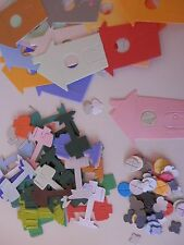 houses x25 mail boxes x50 and smoke x50 sizzix die cuts