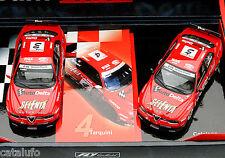 Fly TEAM 10 Ref. 96052 AUTODELTA ALFA ROMEO 156  Slot Car. NEW. BOX 1/32 New
