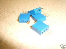 9.5mm trimmer multigiro di CERMET Pentola RESISTORE 200k 4pk
