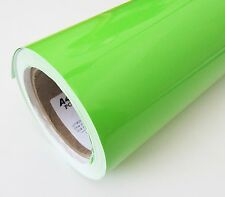 "1 Roll 24"" X 10' Lime Green Avery Sign Cutting Vinyl (A4659-O)"