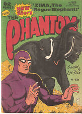 Phantom 989  Frew Comic 1991