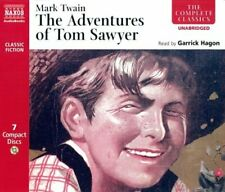 The Adventures of Tom Sawyer (Complete Classics) by Mark Twain CD-Audio Book The